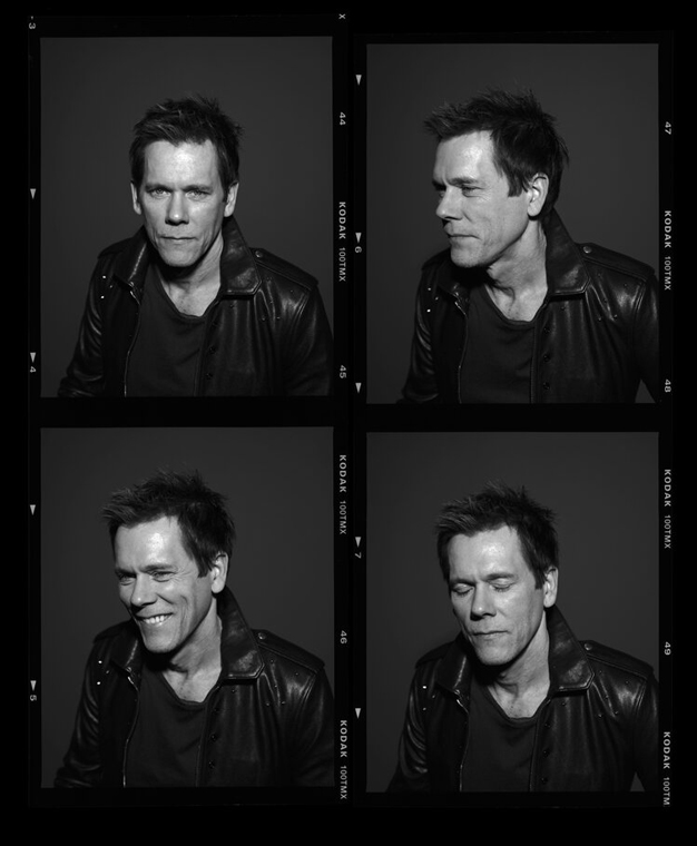 Muse Magazine : Kevin Bacon