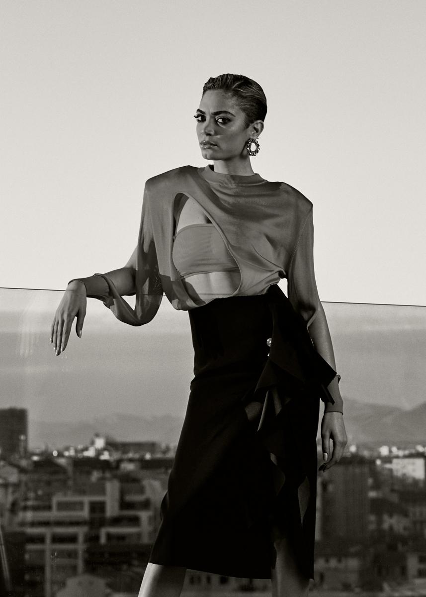 Elodie Patella WIB Celebrities Celebrity Portrait Photography