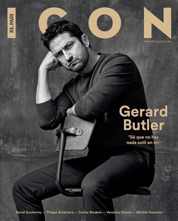 Icon El País : Gerard Butler