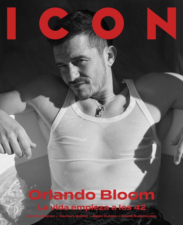 Icon : Orlando Bloom