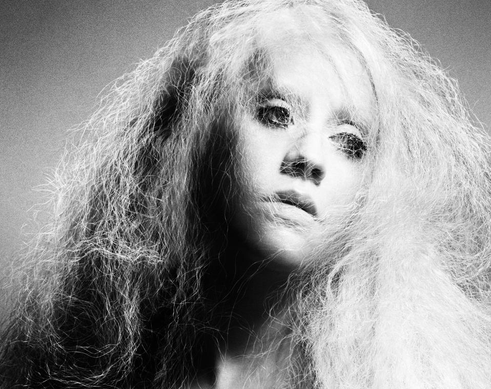 W – Christina Aguilera