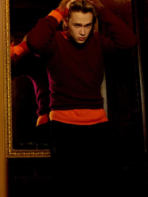 L'Uomo Vogue – Saul Nanni