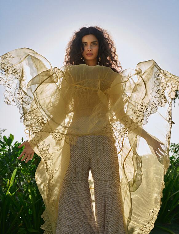 Vogue India : Diana Penty