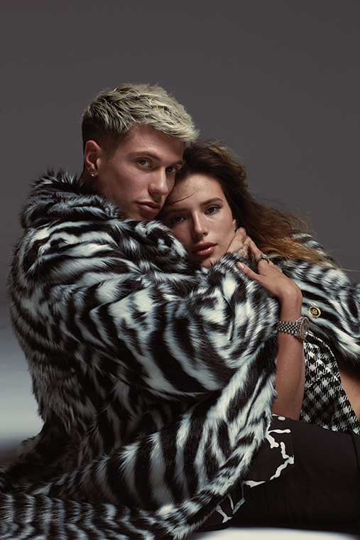 Vanity Fair – Bella & Benji