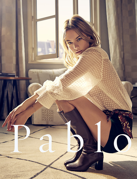 Camilla Rowe for Pablo