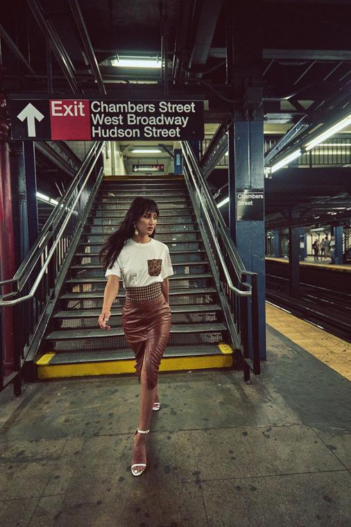 Grazia – New York è mia