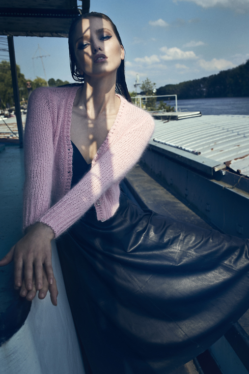 Marie Claire HK – Houseboat