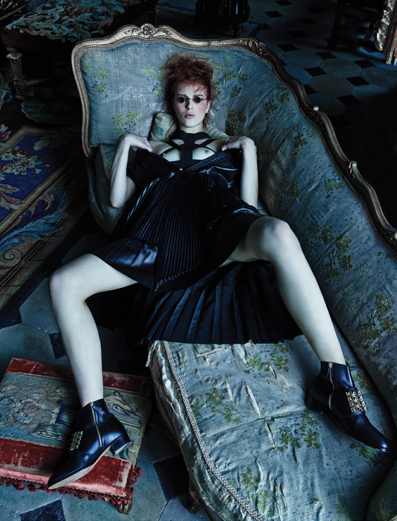 Numèro Hong Jang Hyun Photographer WIB Milano Fashion