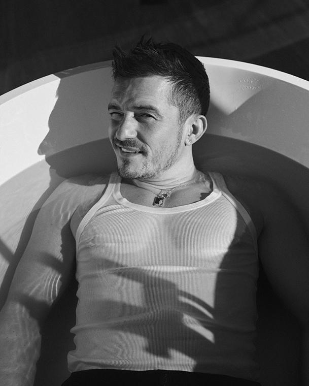 Calvin Klein special – Orlando Bloom