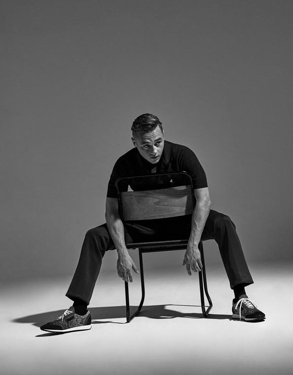 Esquire : Ben Hardy
