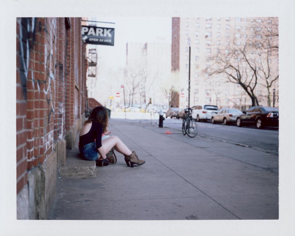 Polaroid Patella WIB photography art