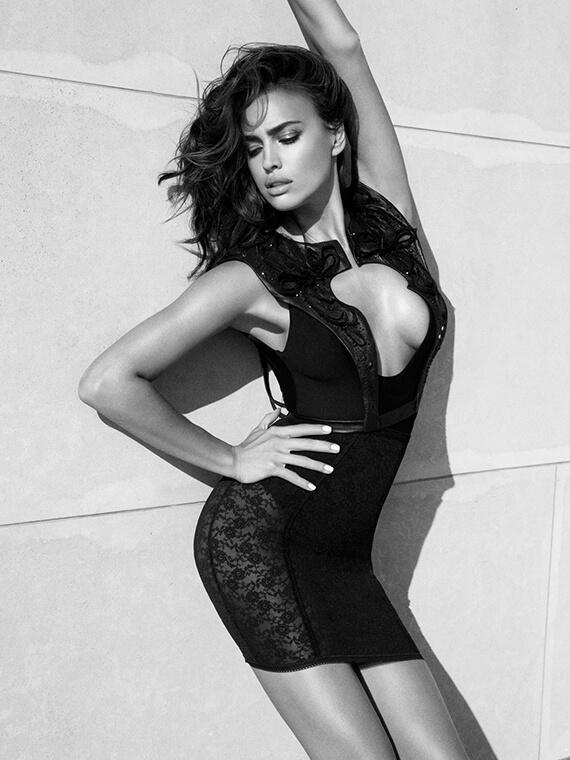 Vanity Fair : Irina Shaik