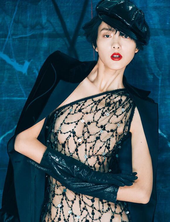 Vogue China : Speciale Armani