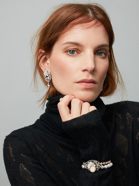 Harper's Bazaar China : Speciale Chanel