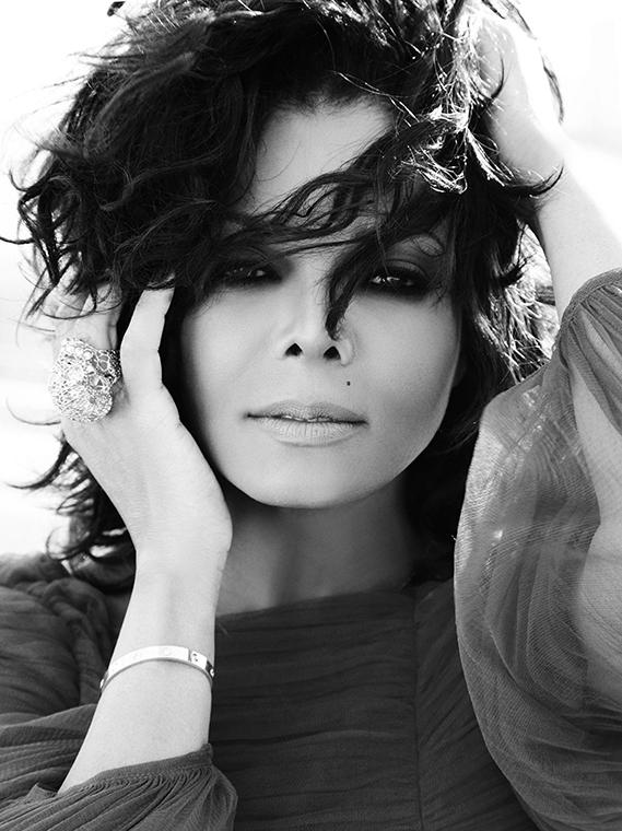 Harper's Bazaar : Janet Jackson