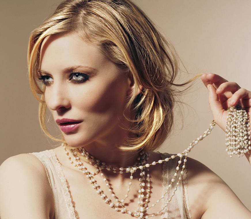 Harper's Bazaar : Cate Blanchett