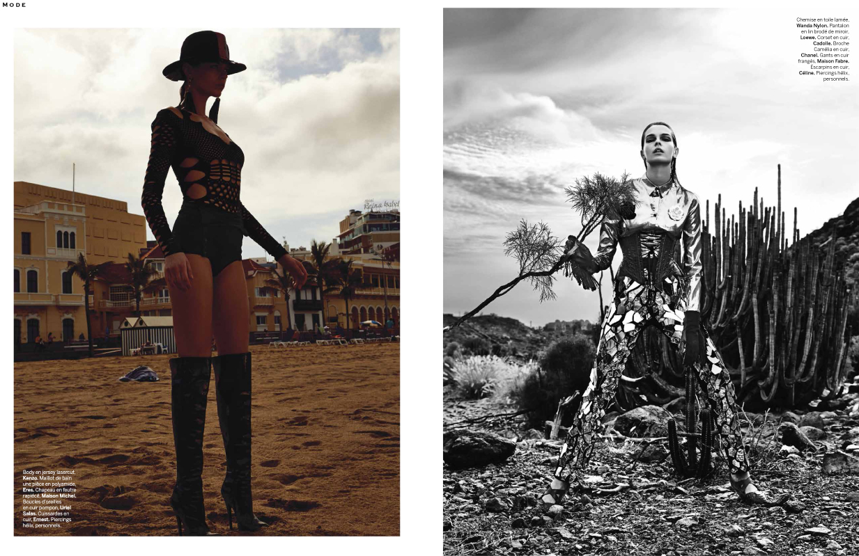 Hong Jang Hyun Photographer WIB Milano Fashion Stylist la mode March_
