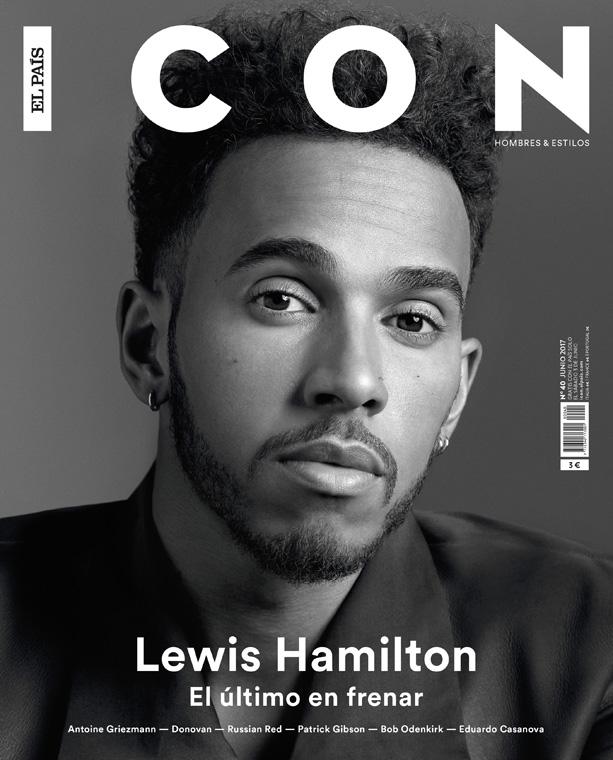 Icon : Lewis Hamilton