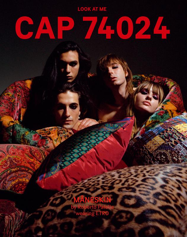 Måneskin x CAP 74024 : Etro Special