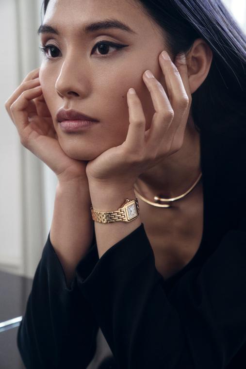 Elle Internetional : Cartier